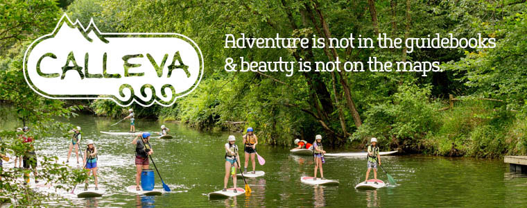 Calleva – Adventure is not in the guidebooks and beauty is not on the maps.