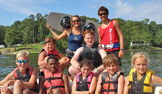 During the summer months, Camp Staff are needed to ensure the safety, growth, fun and development of campers through a variety of activities.