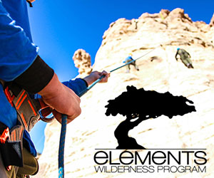 Elements Wilderness Program Mentors blend community, well-being, adventure education and therapy into every wilderness experience.