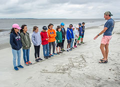Camp Jekyll is a great place to work while making an impact in the lives of young people.