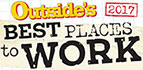 Avid4 Adventure was rated #3 on Outside Magazine's top 100 best places to work in 2017!