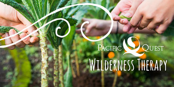 The gardens at Pacific Quest offer a living example of what growth looks like, creating a culture where words and actions are matched, leaving students with empowering life skills that are transferable beyond the garden.