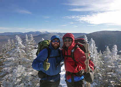 Guides leading adventure experiences with Summit Achievement will take students out of their comfort zone and familiar environments by immersing them in unfamiliar backcountry settings.