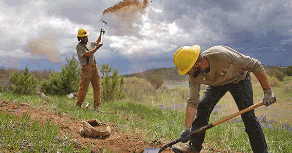 Conservation Corps Crews And Outdoor Leader Jobs